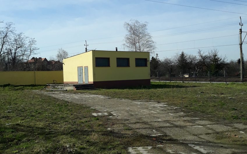 Kompleks obiektów magazynowo – usługowych, Legnica